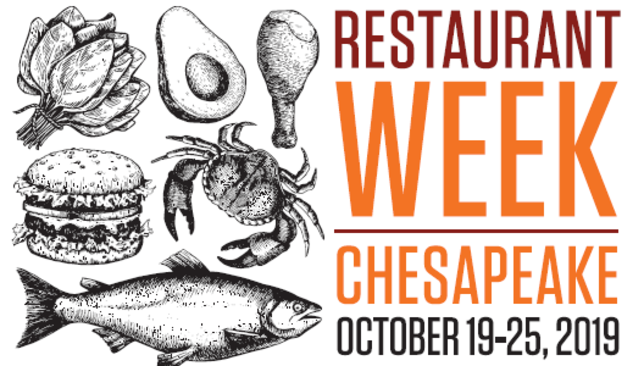 Chesapeake Restaurant Week 2020