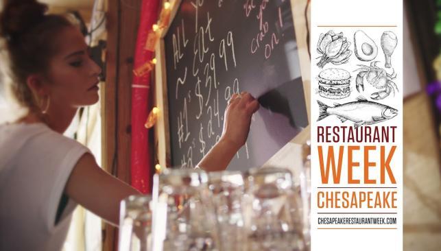 Chesapeake Restaurant Week 2021 (V1)