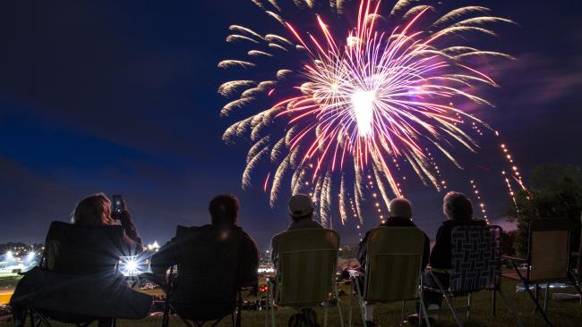 Somerset Fireworks