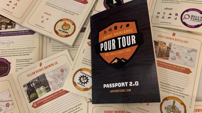 Pour Tour 2.0 Request a Passport