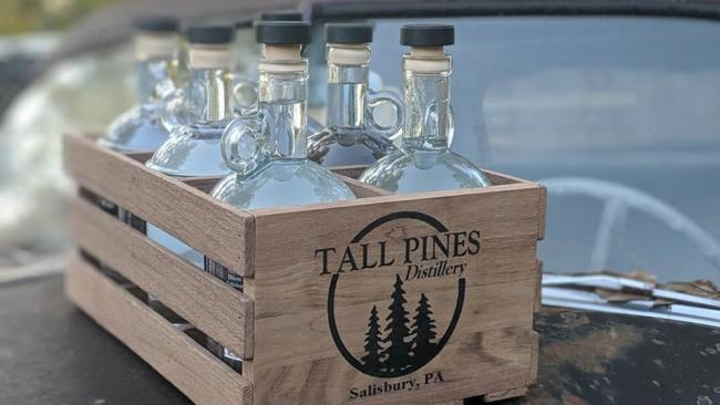Tall Pines Distillery Case