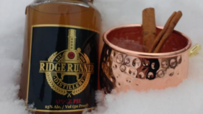 Apple Pie Moonshine Mule - Ridge Runner