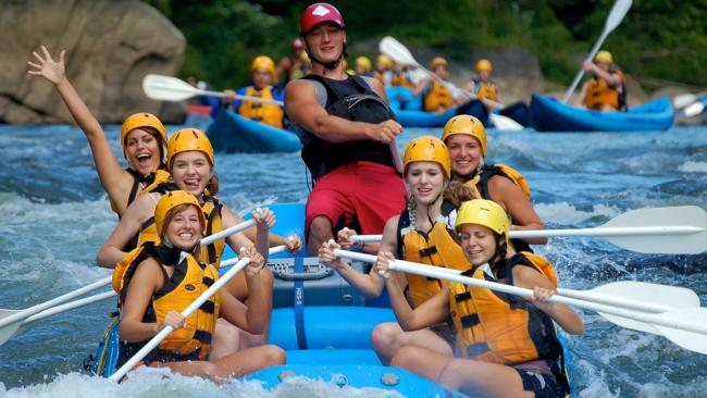 Ohiopyle Essentials: A Rafting Trip Guide