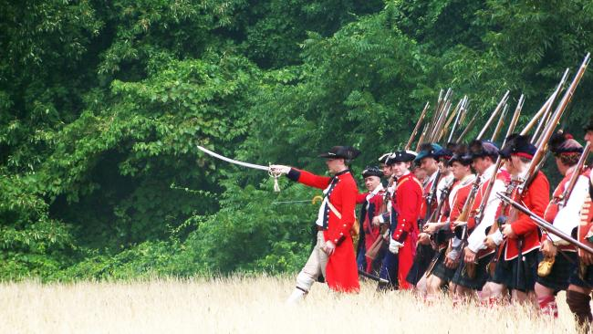 Fort Necessity March