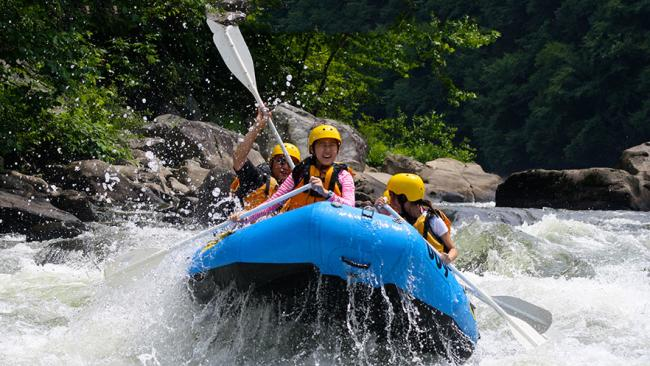 Whitewater Rafting Ohiopyle State Park Youghiogheny River