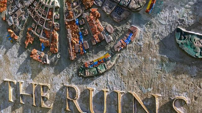 Sager Mosaics, The Ruins Project