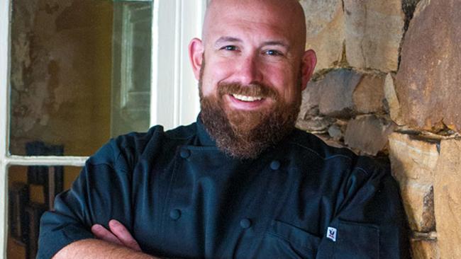 Chef Jeremy Critchfield