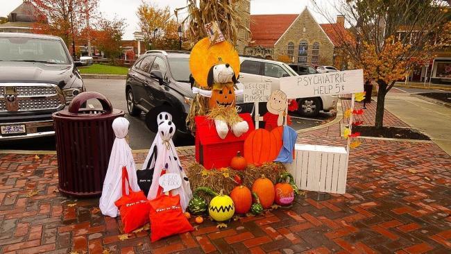 Ligonier Scarecrow Festival