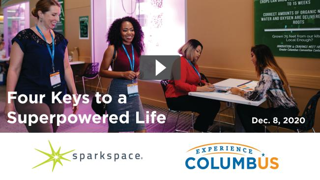 4 keys to a superpowered life