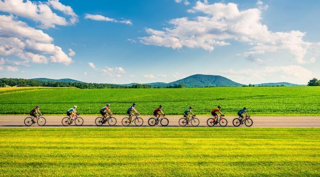Franklin County VA - Road Cycling