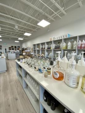 Fill Kelowna's Refill Store