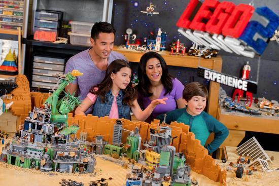 LEGO Movie 2 Experience at LEGOLAND California