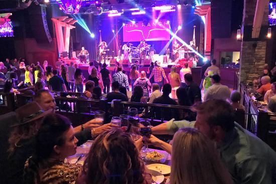 THE RANCH Restaurant & Saloon