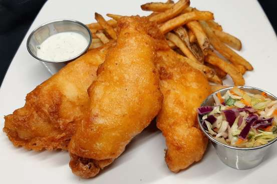 American Bistro Fish and Chips