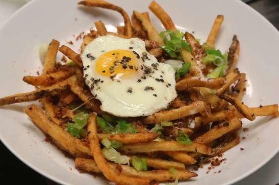 Envie dirty fries