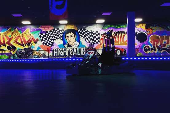 High Caliber Karting - go kart