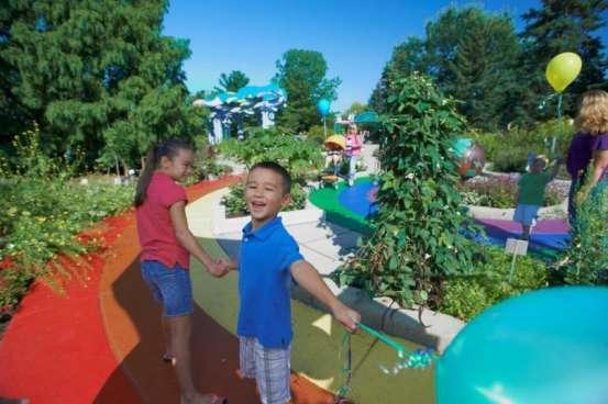 MSU Childrens garden