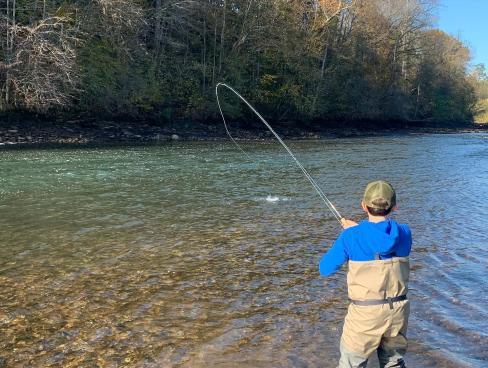 3 River Angler