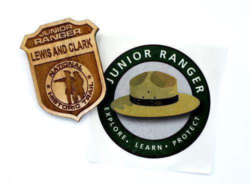 Lewis and Clark Jr. Ranger Program Badge