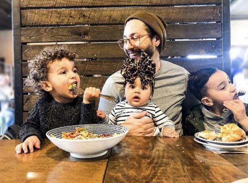 Kid friendly restaurants in op