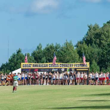 2014 Great American Cross Country