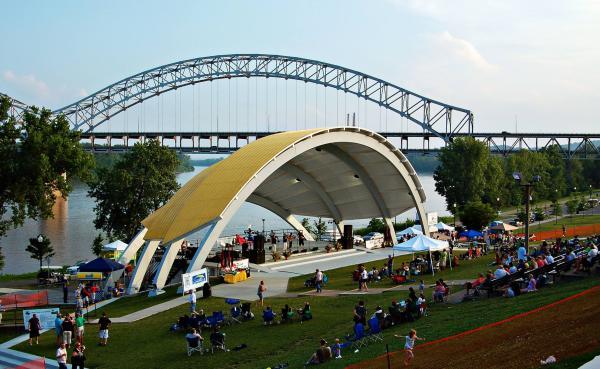 New Albany Ampitheater