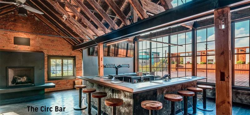 The Circ Bar, venue space