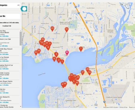 Charlotte Harbor Visitor Information | Area Maps, Tours