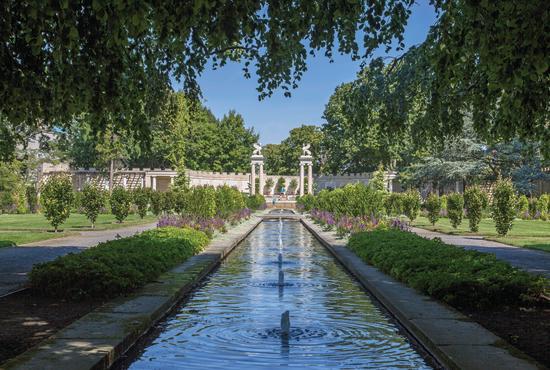 Untermeyer Garden