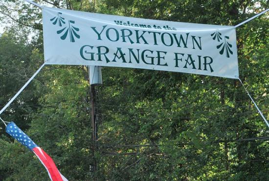 Yorktown Grange Fair