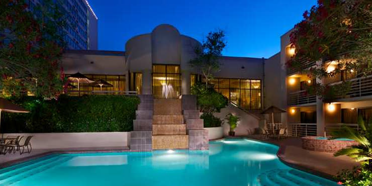 Hilton - Pool
