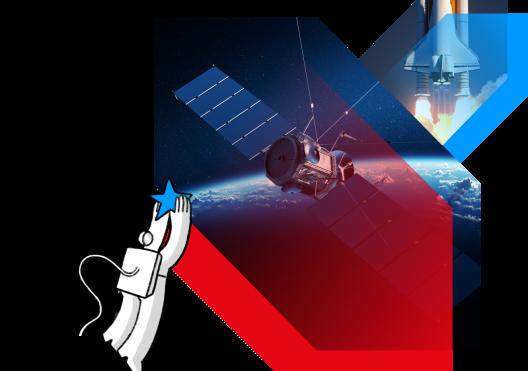 Space header