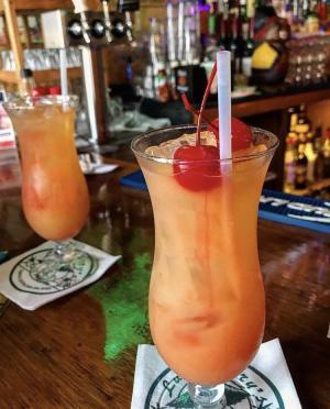 Luau Larry's drink