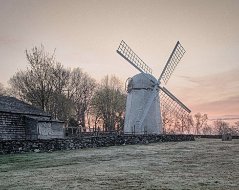Jamestown Windmill