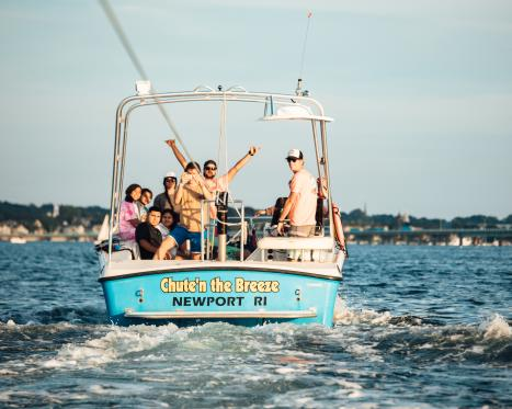 Labor Day Weekend in Newport