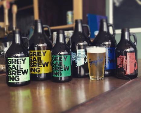 Grey Sail Brewing