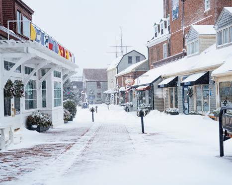 IG-Worthy Winter Spots