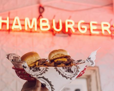 Newport Burger Bender