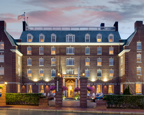 Hotel Week RI Deals