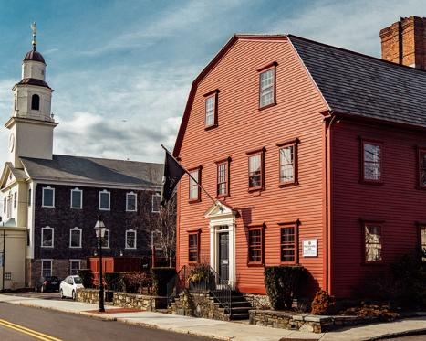 Newport's Oldest Places