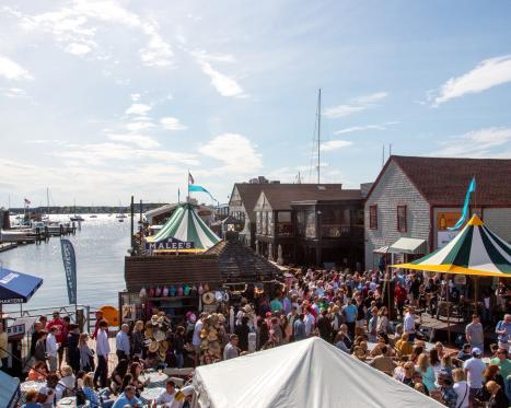 Annual Seafood Festival