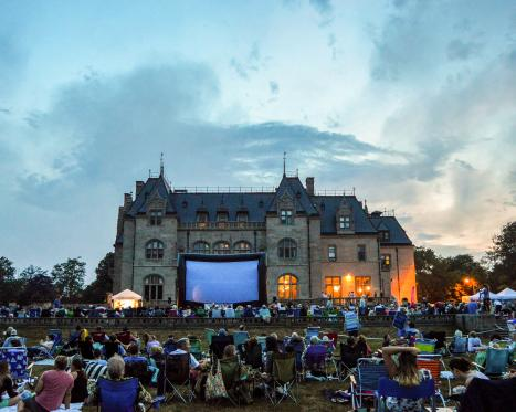 Free Outdoor Films