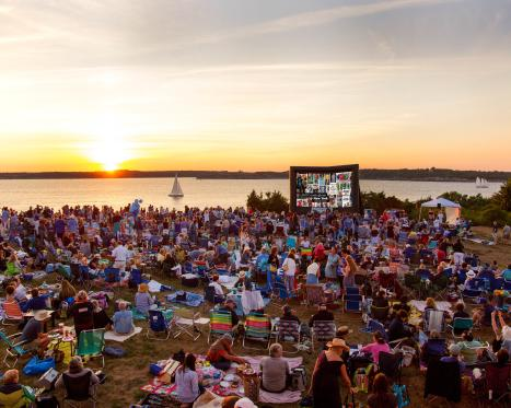 Free Outdoor Film Series