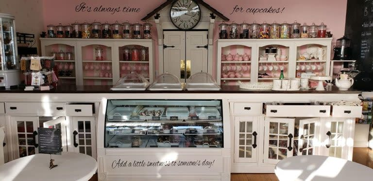 The Sugar Mouse Cupcake House