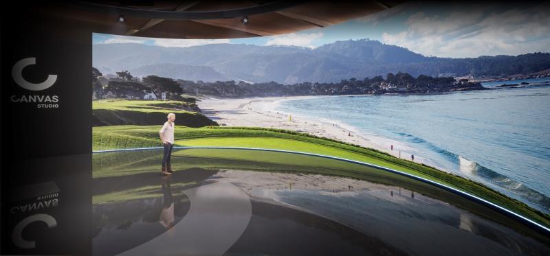 Canvas Studio at Monterey