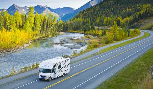 5082577788 RV tours on the Seward Highway outside Anchorage