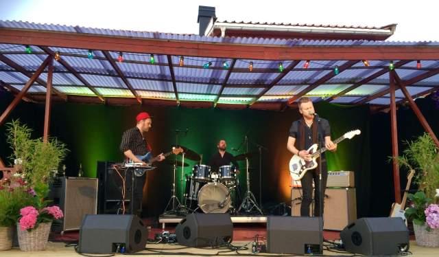 Amund Maarud Trio Spornesfestivalen