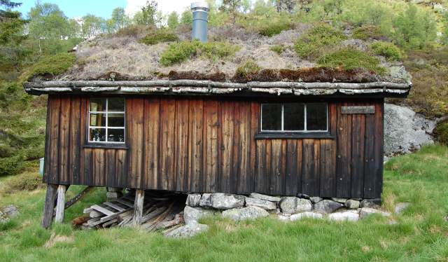 Falkefjellstoel Kvinesdal Southern Norway