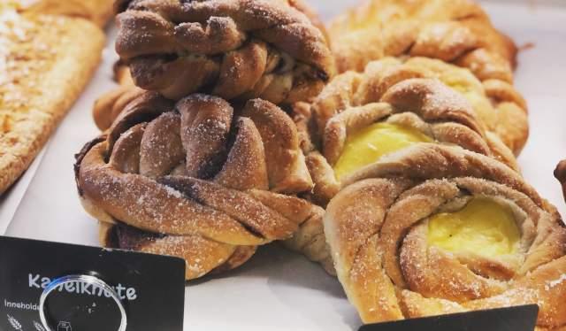Geheb bakeri i Kristiansand