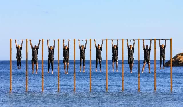 Klassikeren jerngrep under Mesterenes mester, innspilt på Storesand ved Fevik